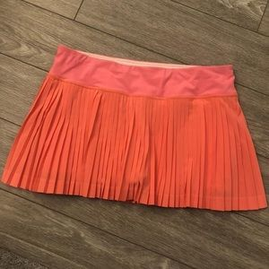 Lululemon mini skirt